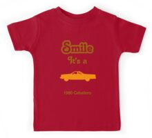 Smile it's a 1980 Caballero Children's Clothing  Kids Tee