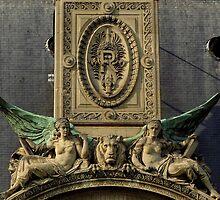 Parisian Sculpture ~ Part Two by artisandelimage