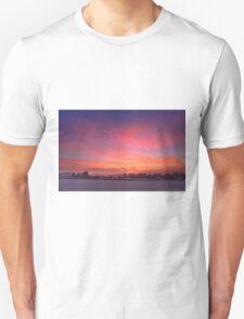 Frosty Dawn Unisex T-Shirt