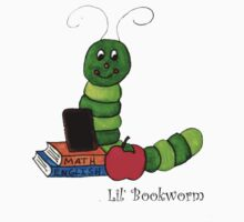 Lil' Bookworm One Piece - Short Sleeve