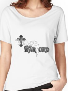 The Bishop and the Warlord Women's Relaxed Fit T-Shirt