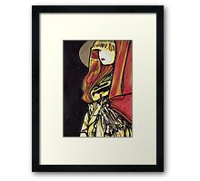 Madelaine part 2 Framed Print