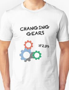 Changing Gears Unisex T-Shirt