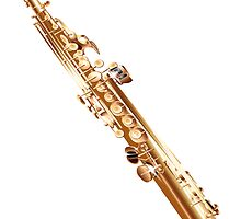 Soprano saxophone by Smaragdas