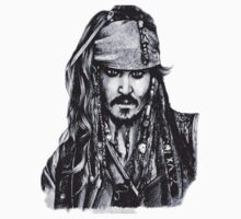 Jack Sparrow by BisKrome
