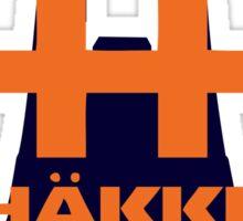 Hakke Motorsport Sticker