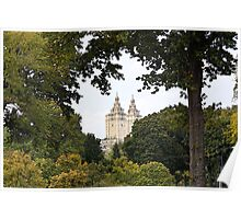 The San Remo - Central Park Poster