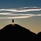 Glastonbury Tor Sunrise by Nick Pound