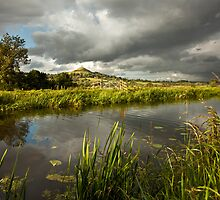 Glastonbury Tor by Nick Pound