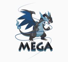 Mega Charizard X  by ydt89