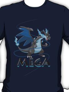 Mega Charizard X  T-Shirt