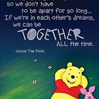 Winnie the Pooh - Dreams by FPArtistry