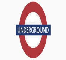 London Underground Logo by BisKrome
