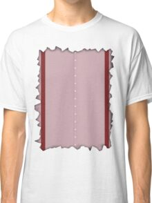 11th Doctor shirt Classic T-Shirt