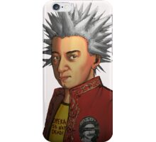 Punk Mozart iPhone Case/Skin