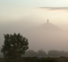 Glastonbury Tor Dawn by Nick Pound