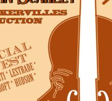 A Stradivarius in Scarlet Sticker