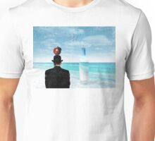 rene at the sea side Unisex T-Shirt