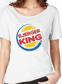 Bjergsen is King Women's Relaxed Fit T-Shirt