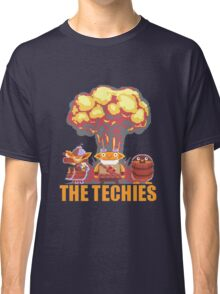 Dota 2 - Techies Pixelated Classic T-Shirt