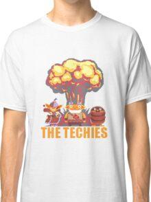 Dota 2 - Techies Pixelated Classic T-Shirt