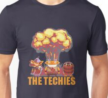 Dota 2 - Techies Pixelated Unisex T-Shirt