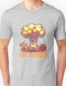 Techies Pixelated T-Shirt