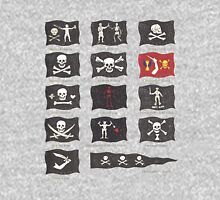 Pirate Flags Unisex T-Shirt