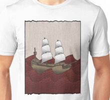 Galleon Unisex T-Shirt