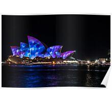 Vivid Sydney Poster