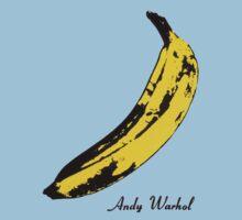 Andy Warhol Banana, RIP Lou Reed T-Shirt