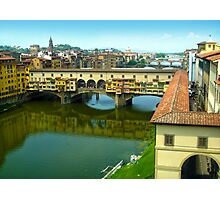 Florence Italy Photographic Print