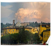 Florence Italy Poster