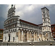 Lucca Italy Photographic Print