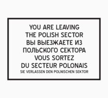 You are leaving the Polish Sector Kids Clothes