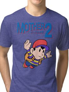 Mother 2 (SMB 3 Look-alike) Tri-blend T-Shirt