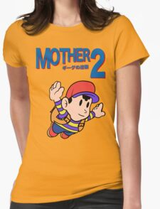 Mother 2 (SMB 3 Look-alike) Womens Fitted T-Shirt