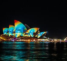 Opera House - Vivid by CarleyBeth