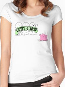 Family Reunion Women's Fitted Scoop T-Shirt