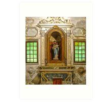 Ravenna Italy Art Print