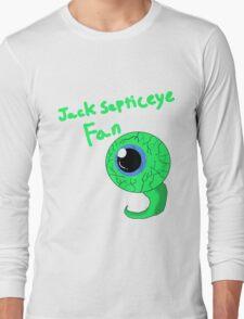 Jacksepticeye fan Long Sleeve T-Shirt