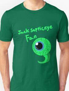 Jacksepticeye fan Unisex T-Shirt