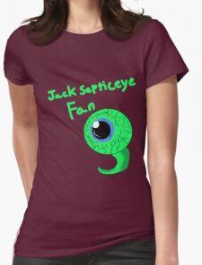 Jacksepticeye fan Womens Fitted T-Shirt