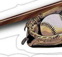 Major League Baseball t-shirt Sticker