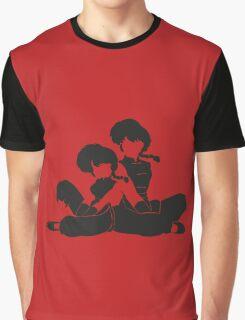 Ranma 1/2 Graphic T-Shirt