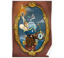 Captain Hook Poster