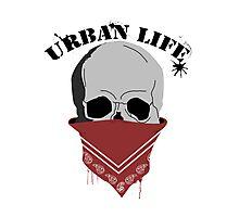 urban life Photographic Print