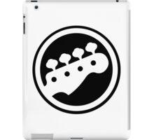 Guitar hero bass icon iPad Case/Skin