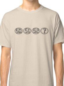 Birthday Bacon Classic T-Shirt