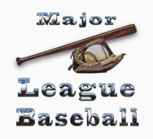 Major League Baseball t-shirt MLB by nhk999